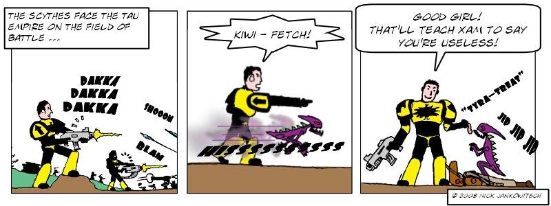 Sit! Heel! Fetch!